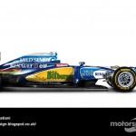 Des F1 modernes en robes vintage ! 6