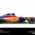 Des F1 modernes en robes vintage ! 29