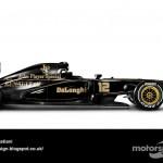 Des F1 modernes en robes vintage ! 4