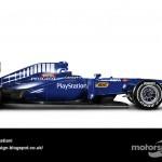 Des F1 modernes en robes vintage ! 25