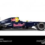 Des F1 modernes en robes vintage ! 23