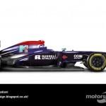 Des F1 modernes en robes vintage ! 20