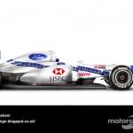 Des F1 modernes en robes vintage ! 21