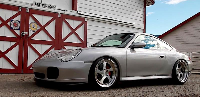 DLEDMV - Porsche C4S Rotiform - 04