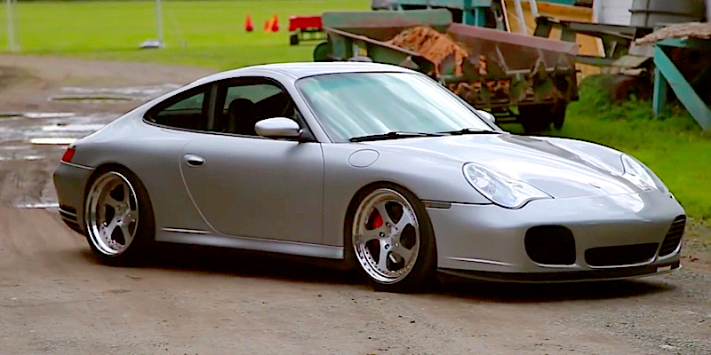 porsche 996 carrera 4s la vengeance d 39 une bombe dledmv. Black Bedroom Furniture Sets. Home Design Ideas
