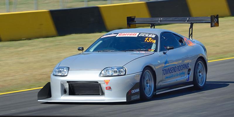 Toyota Supra Time Attack… Envoies le Scud !