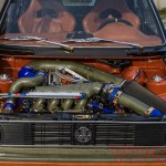 Golf 1 16v Turbo... Le monstre en Carbone / Kevlar 1