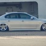 BMW Série 5 E60... Le tapis roulant !