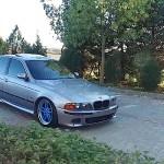 BMW M5 E39... Parfaitement parfaite !
