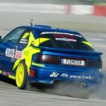 Drift à 4 roues en Audi S2 !