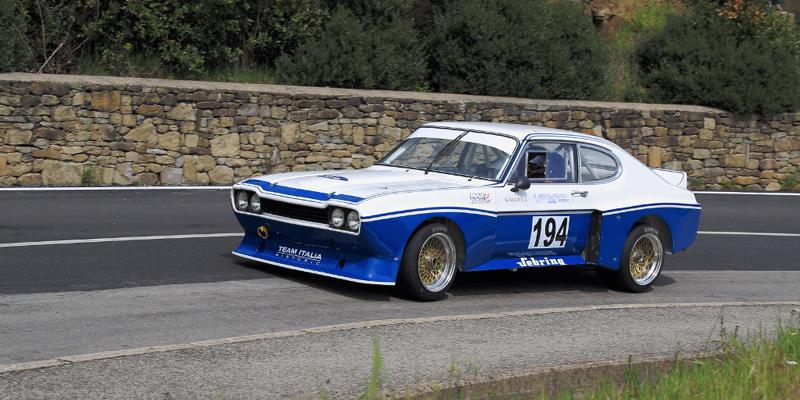 Hillclimb Monster : Ford Capri… c'est pas fini !