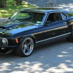 '70 Ford Mustang Mach 1- It's amazing !