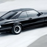Mercedes 500 SEC AMG - Super youngtimer !