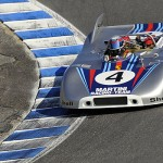Monterey en Porsche 908/3... Gaffe aux courants d'air !