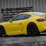 Porsche Cayman GT4 Fabspeed - Le scalpel qui chante !