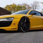 Audi R8 Liberty Walk – Hips don't lie !