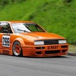 Hillclimb Monster : VW Corrado - Youngtimer racer !