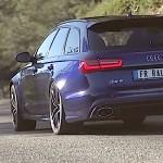 Fait divers : Une Audi RS6 terrorise les Alpilles !