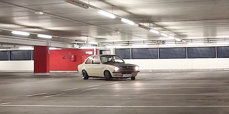 DLEDMV - Duo Opel Kadett C - 02