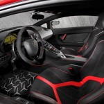 La Lambo Aventador LP 750-4 Super Veloce en enfer ! 4
