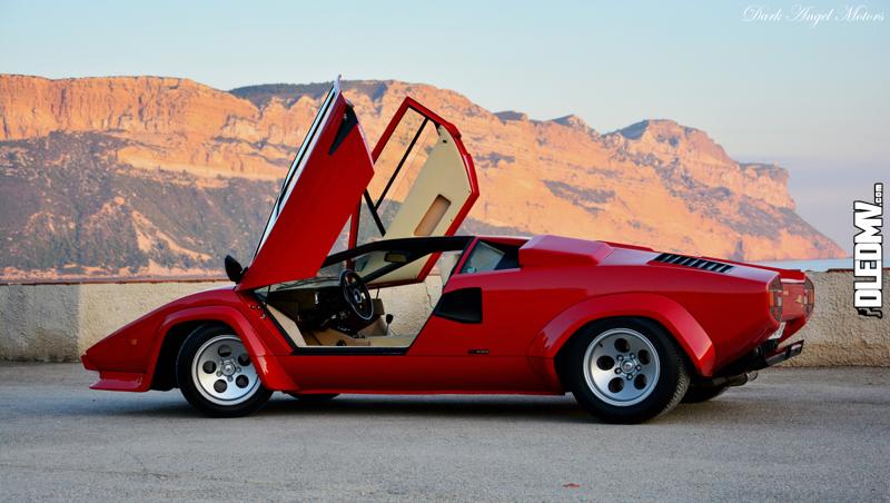 DLEDMV - Lamborghini Countach DAM - 01