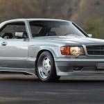 "Mercedes 560 SEC 6.0 AMG ""Wide Body"""