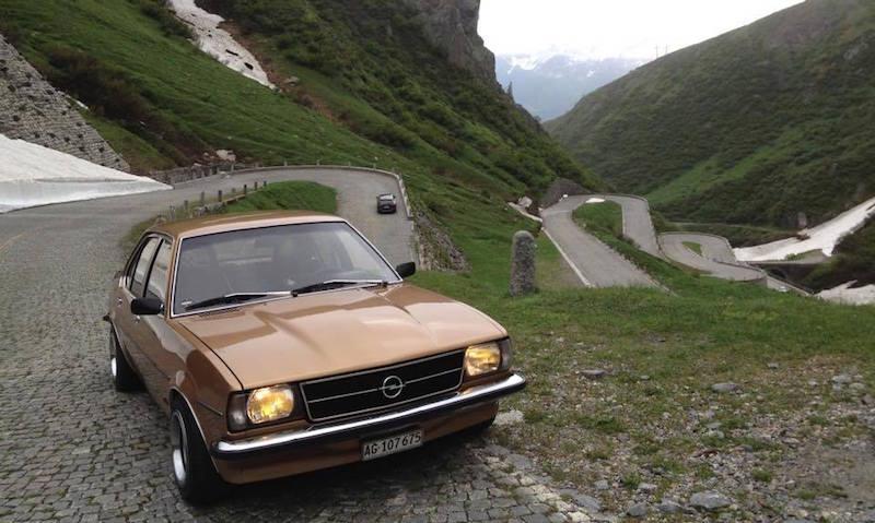 DLEDMV - Opel Ascona B Total Resto - 22
