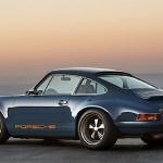 Porsche 911 Singer Montana - Vous aimez le bleu ? 4