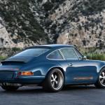 Porsche 911 Singer Montana - Vous aimez le bleu ? 6