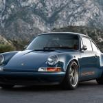 Porsche 911 Singer Montana - Vous aimez le bleu ? 5