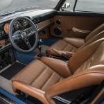 Porsche 911 Singer Montana - Vous aimez le bleu ? 2