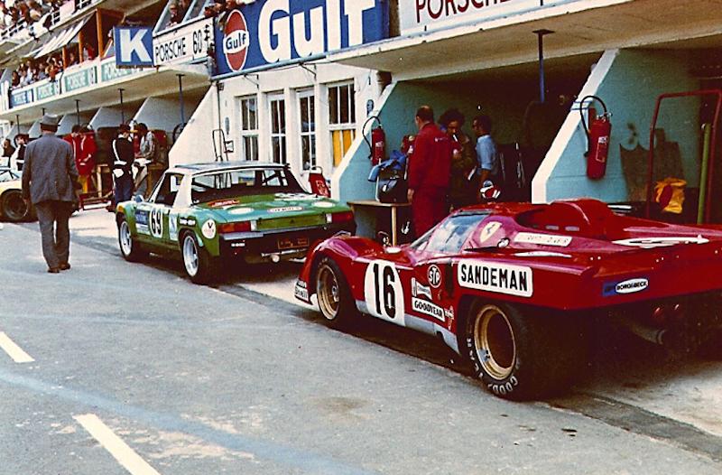 DLEDMV - Porsche 9146 GT sound - 04