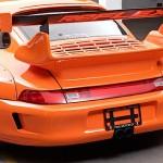 Porsche 993... V8 ! Modèle unique 5