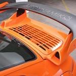 Porsche 993... V8 ! Modèle unique 4