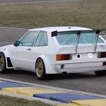 VW Scirocco MK1 - Warm up... 3