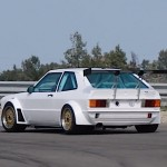 VW Scirocco MK1 - Warm up... 2