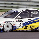 Thruxton BTCC 97 : Volvo Battle !