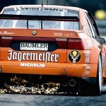 Alfa 155 V6 DTM TI - Toujours en grande forme !