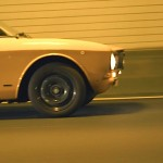Alfa 1750 GTV : Rotterdam by night