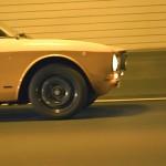 Alfa 1750 GTV : Rotterdam by night