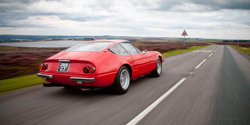 Ferrari 365 GTB-4 : Même les divas portent des baskets !