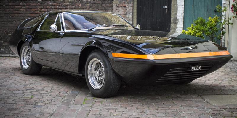 Ferrari 365 GTB/4 Daytona Shooting brake – Only One !
