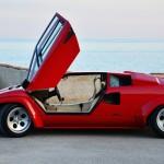 Lamborghini Countach... Un rêve de gosse !