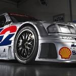 Mercedes Classe C V6 DTM - Voilà la légende !