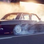 Mercedes W115 - Une bouffée d'air...