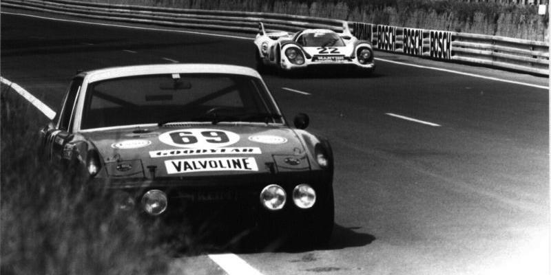 Engine Sound : Porsche 914/6 GT – Méfiez vous des apparences !