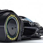 McLaren MP4-X : La F1 de demain ?