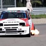 Un trio de GT Turbo : Des turbos, des flammes et des pschits !