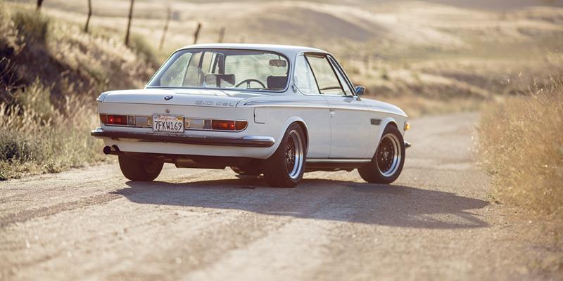BMW 3.0 CS – C'est prouvé, le restomod est contagieux !