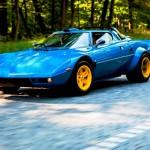 Lancia Stratos - Cougar en tenue de ville !